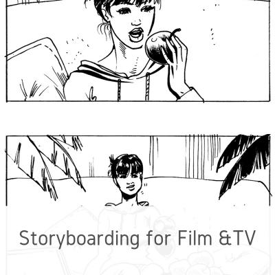 Storyboarding for Film & TV (1)