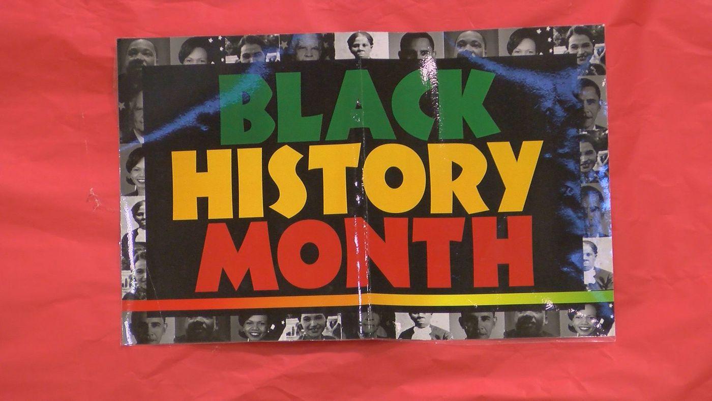Dougherty Co Elementary School Hosts Black History Month