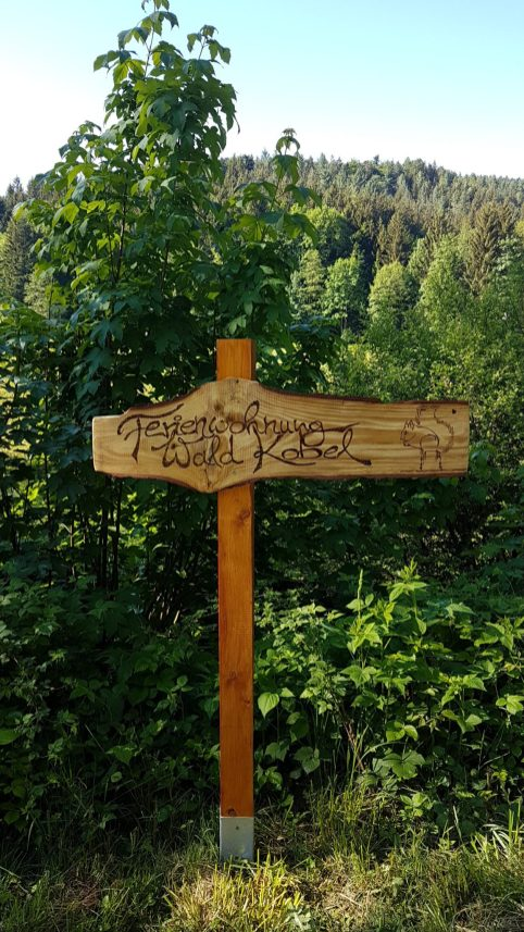 Herzlich Willkommen Wald Kobel