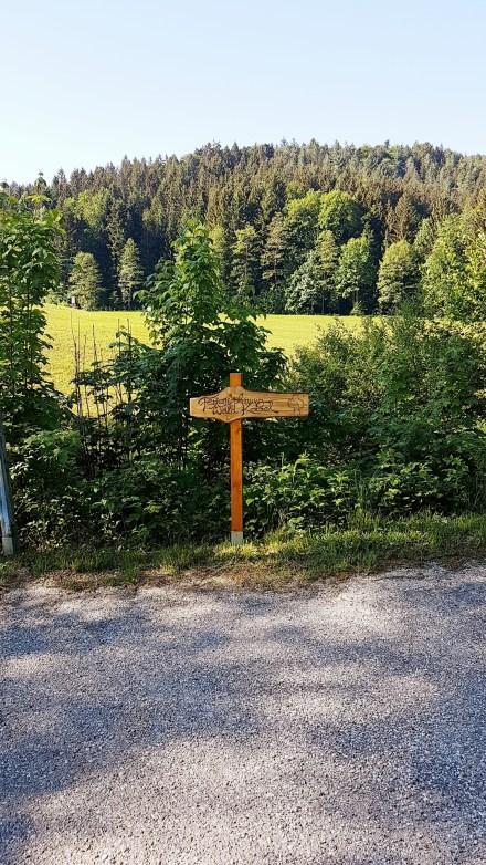 Herzlich Willkommen am Wald Kobel