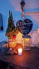 Ferienhaus Sacherl Weihnacht enwohnung