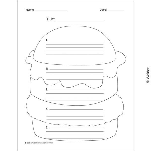 hamburger model for essay writing sgasd. Black Bedroom Furniture Sets. Home Design Ideas