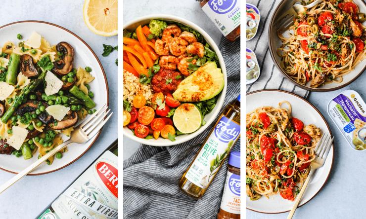 walder wellness food photography brand partnerships