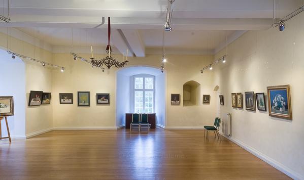 Ausstellung im Rittersaal