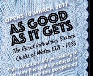 The Welsh Quilt Centre Exhibition 2017