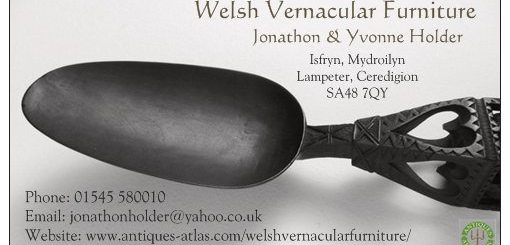 Welsh Veracular Furniture New Business Card