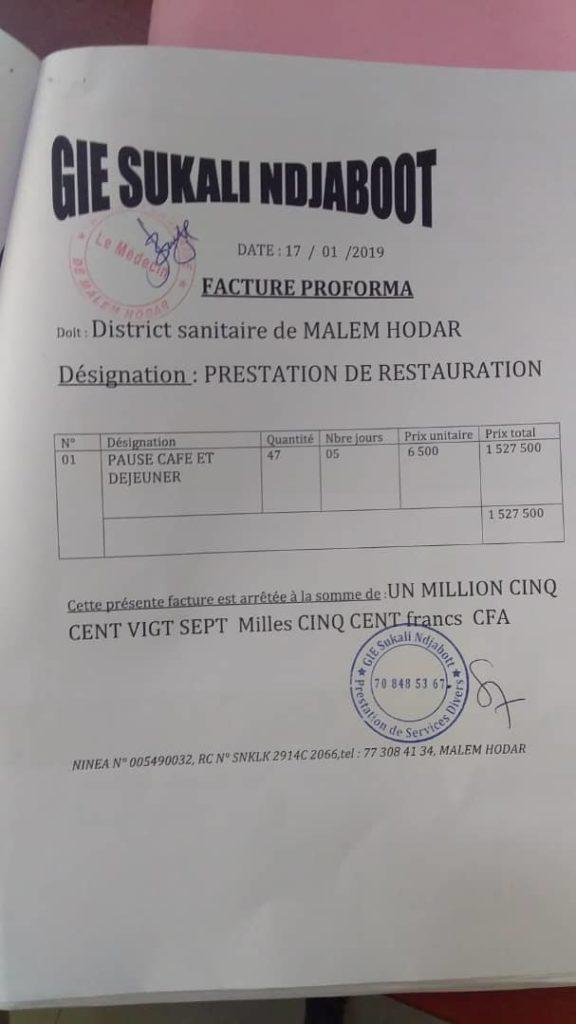 Scandale Au District Sanitaire De Malem Hoddar : Les Fonds De L'ONG Save Children Détournés