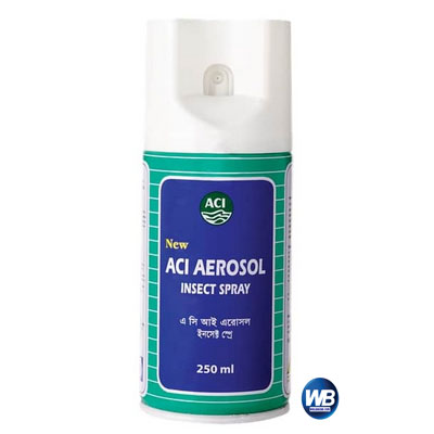 ACI Aerosol Insect Spray 250 ml