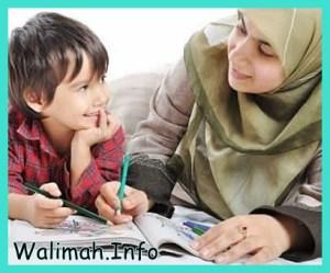 ibu cerdas mendidik anak