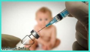 imunisasi untuk bayi baru lahir