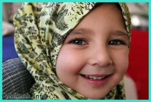 Cara Mengajarkan Anak Memakai Jilbab