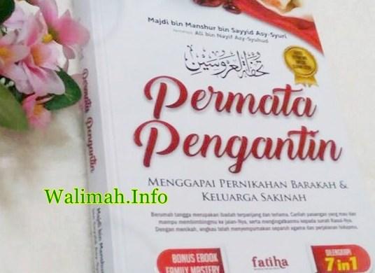 buku persiapan menikah