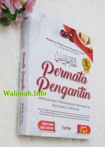 buku tentang pernikahan dalam islam