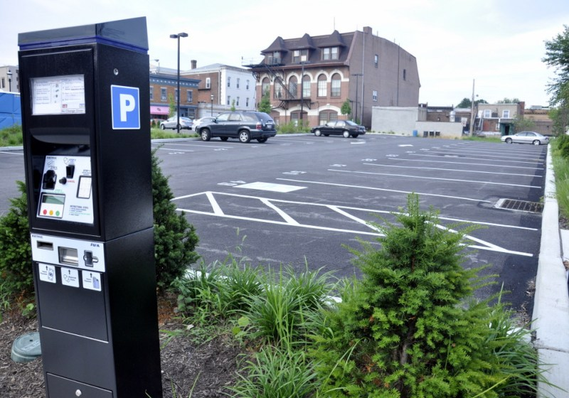 jenkintown parking lot