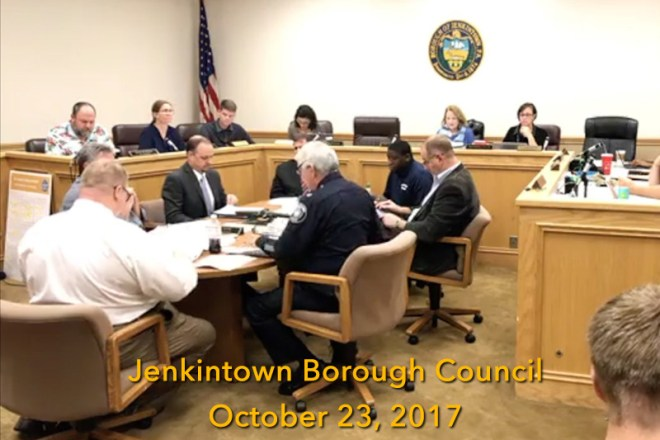 Jenkintown Borough Council