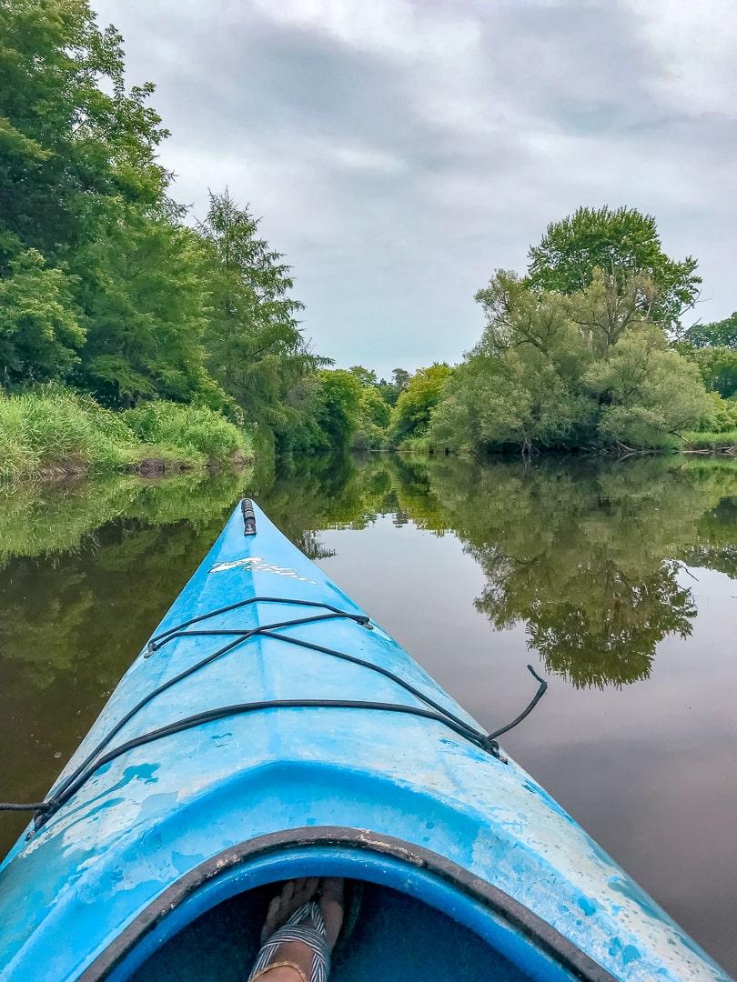 Speed river guelph kayaking