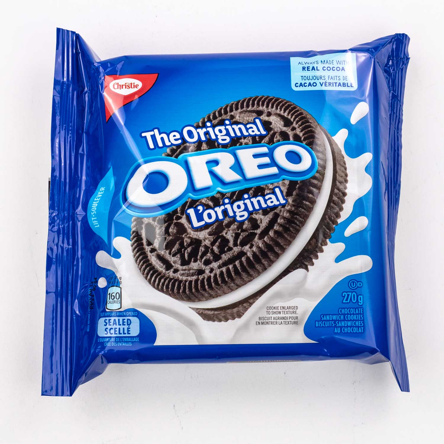 oreo cookies for road trips