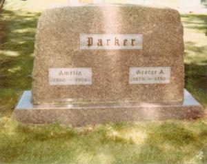 Parker_Headstone
