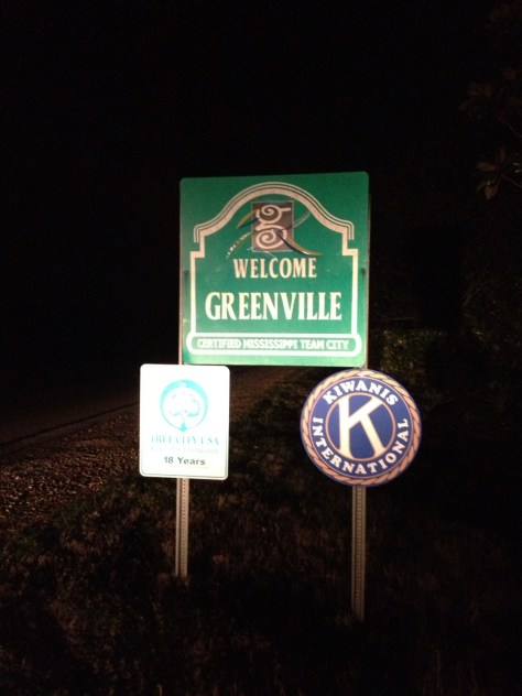 Greenville, MS