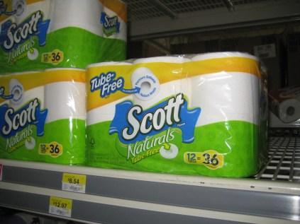 Toilet paper 021