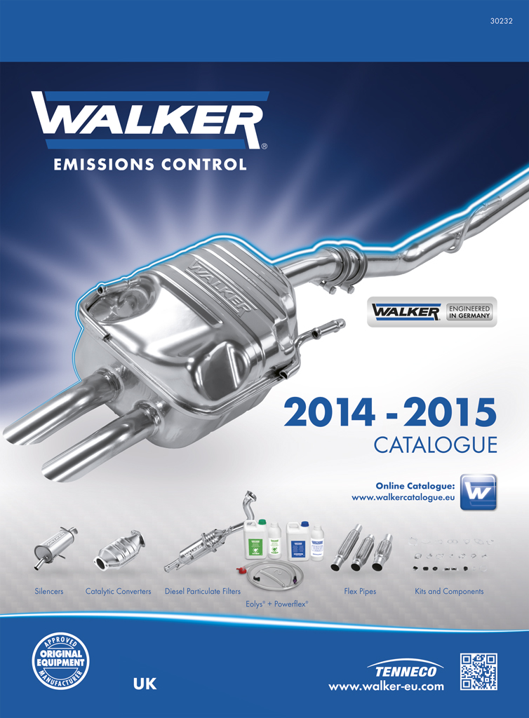 walker order your catalogue