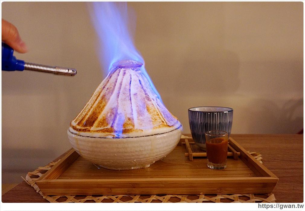 好想吃冰 かき氷- 夜間限定真白山嶽 | 晚上才能吃到的超浮誇火燒冰 - WalkerLand窩客島