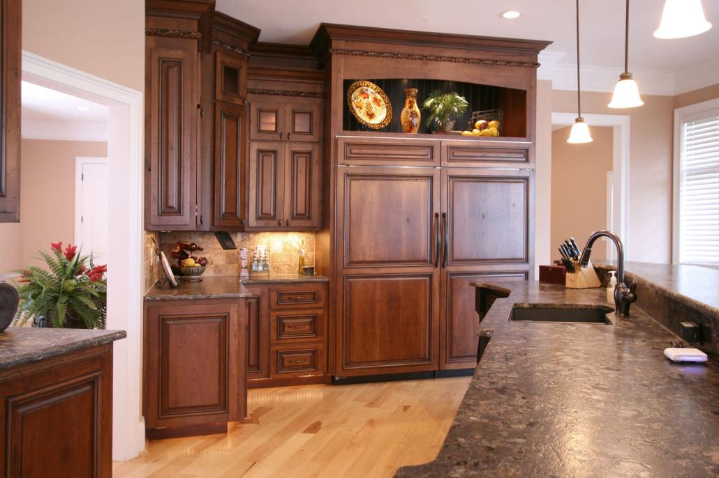 Traditional Style Cabinetry