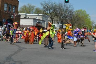 Parade origins