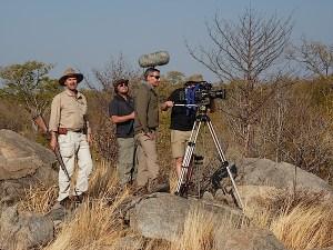 Crew in Bush