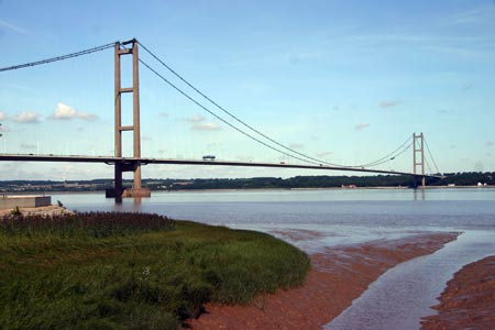 Image result for  humber bridge from Barton