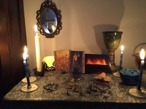 Community Altar June 2017