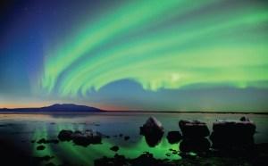 Aurora Borealis from Alaska Magazine