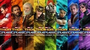 Thor: Ragnarok Posters