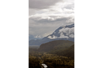 A Squamish View, view of the Squamish landscape, Canada