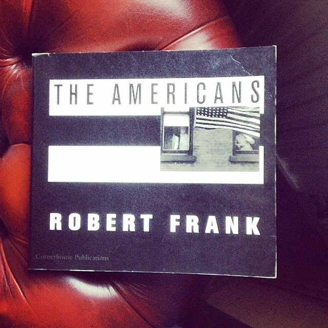 The Americans Robert Frank Cover