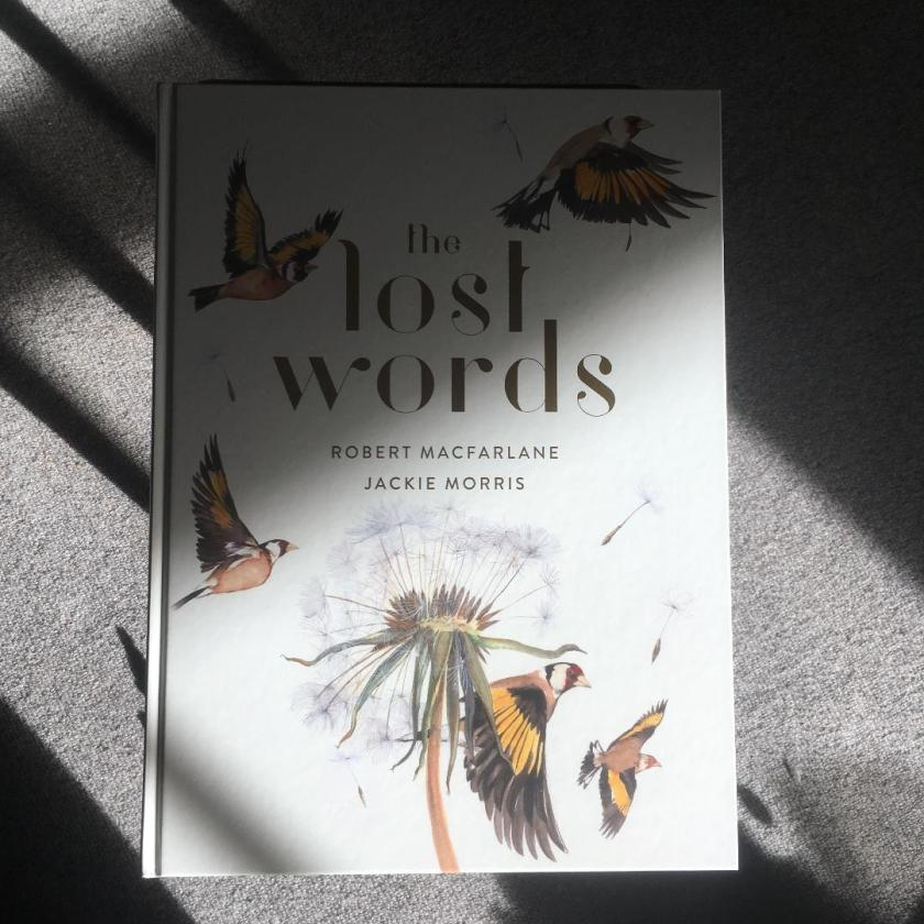 Lost Words, Robert MacFarlane