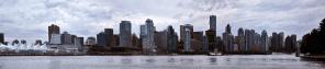 Vancouver City, cityscape, Canada