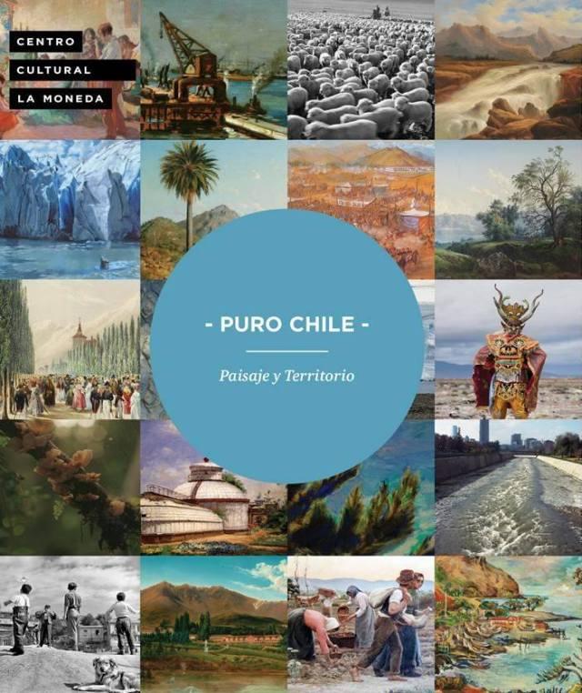 PURO CHILE. PAISAJE Y TERRITORIO