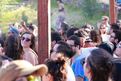 Piknic Elektronic - 8 de enero - Jardin Mapulemu - Cerro San Cristóbal - WalkingStgo - 23
