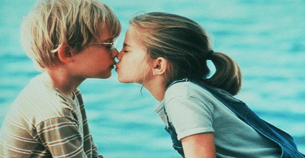My Girl Kissing
