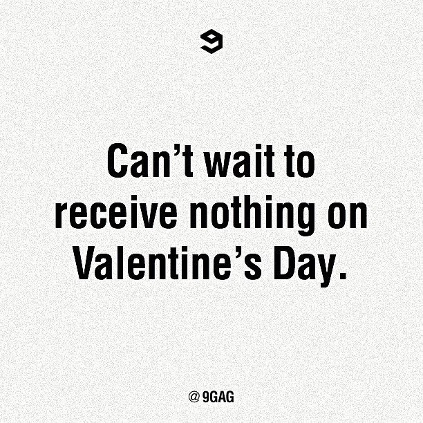 Nothing On Valentines Day