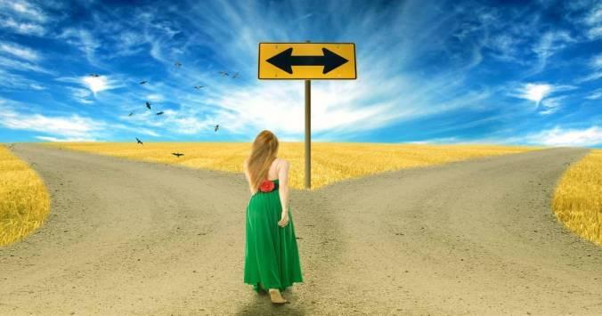 Choosing Between Two Good Options