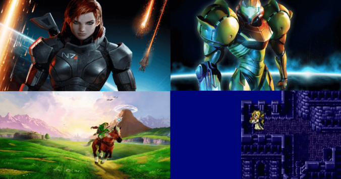 Favourite Games Of All Time