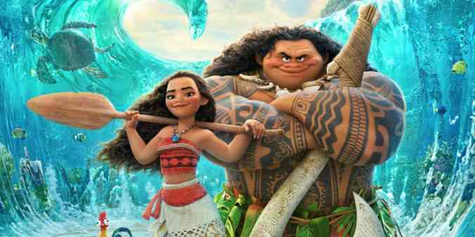 Moana is Awesome