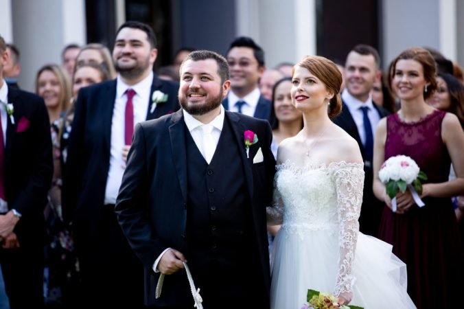 Our Wedding & The Miracle of 12 Close Friends at 30
