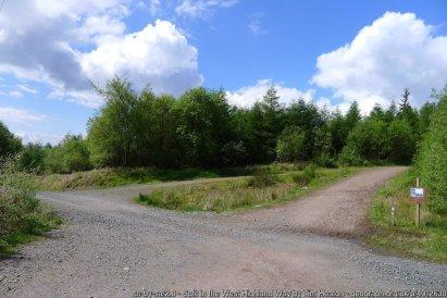 West Highland Way Section 2 - Drymen to Rowardennan via Balmaha