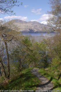 West Highland Way Section 3 Rowardennan to Inverarnan