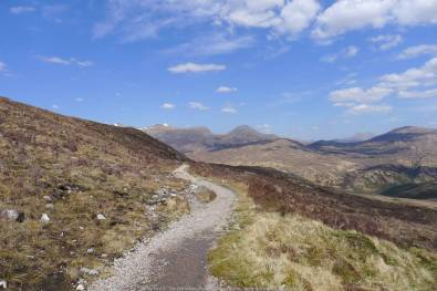 West Highland Way Section 7- King's House to Kinlochleven