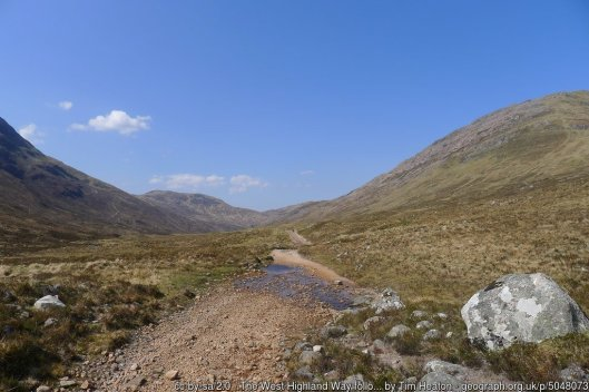 West Highland Way Section 8- Kinlochleven to Fort William