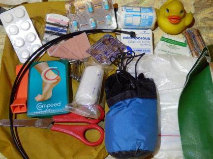 Gear and Equipment for Walking the WHW
